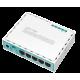 MikroTik RouterBoard HEX RB750Gr2 ตัวใหม่ แทน 750GL ทำ Hotspot  ราคาประหยัด