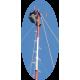 เสาPIPE พร้อมที่ปีน 18-24 เมตร ทำสีมาตรฐาน พร้อมติดตั้ง