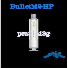 UBiQUiTi BULLETM2-HP เชื่อมต่อเสา Omni กระจายสัญญาณ 360 องศา นิยมมากๆ